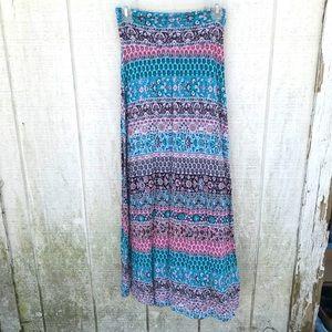 Maxi skirt/tube dress